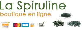 Boutique de la Spiruline
